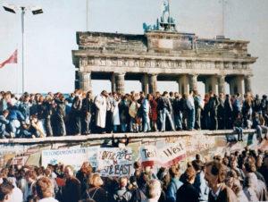 Berlijnse muur, met Creative Commons-licensed content