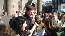 Mark Rutte ProDemos - Humanity House