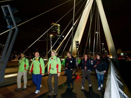 Nacht van de Vluchteling Rotterdam - Humanity House podcasts