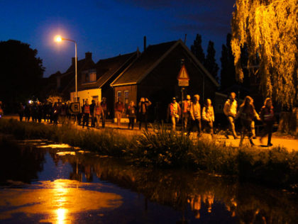 Nacht van de Vluchteling - Humanity House