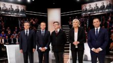 Franse verkiezingen - Humanity House