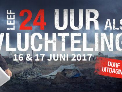 Leef 24 uur als vluchteling - Humanity House