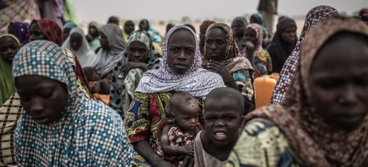 Hunger in Nigeria - Humanity House