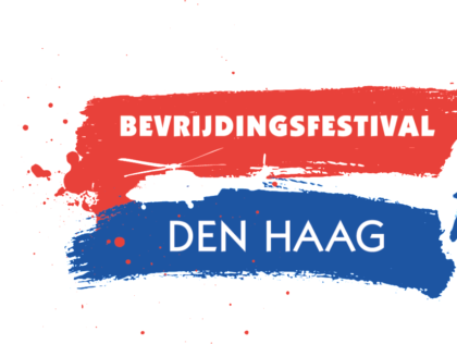Logo bevrijdingsfestival Den Haag - Humanity House
