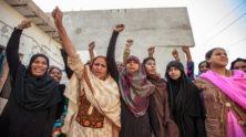 Vrouwen uit de kledingindustrie - Humanity House