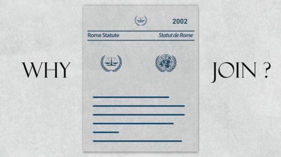 Strijd tegen straffeloosheid: JOIN! - Humanity House