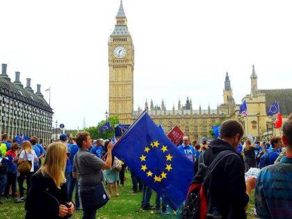 Britse verkiezingen - Humanity House