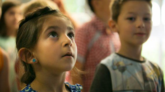 De kinderen van Juf Kiet - Humanity House