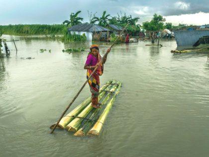 Bangladesh flood - Humanity House
