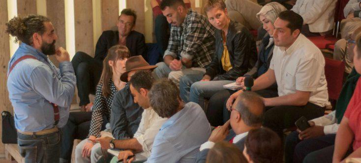 Hoe verwelkomt Den Haag nieuwkomers - Humanity House