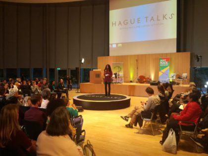 HagueTalks Vredespaleis - Humanity House