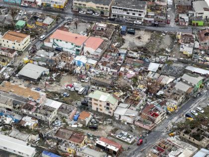 Orkaan Irma Sint Maarten
