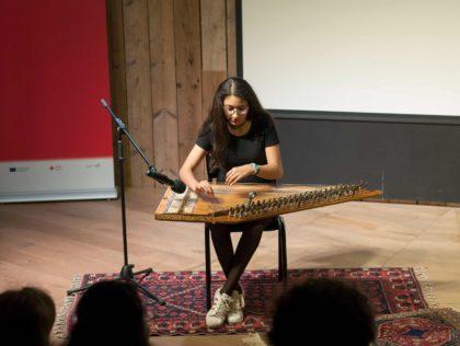 Shaza Manla Museumnacht 2017 - Humanity House