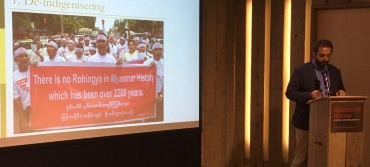 Schamen voor Myanmar - Humanity House