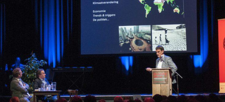 Karel Heynert - Alternatieve Veiligheidsraad - Humanity House