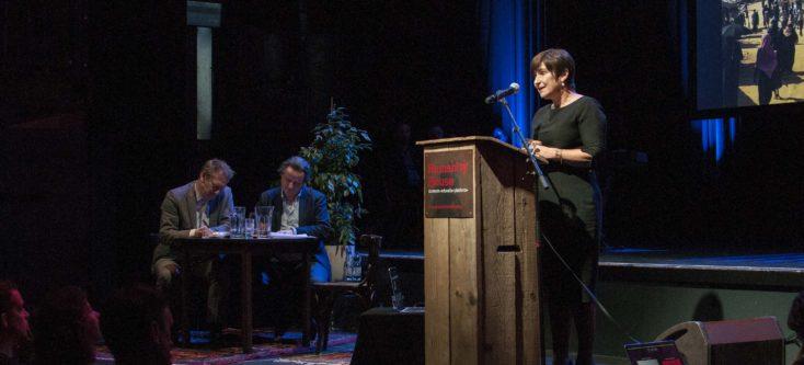 Lilianne Ploumen - Alternatieve Veiligheidsraad - Humanity House