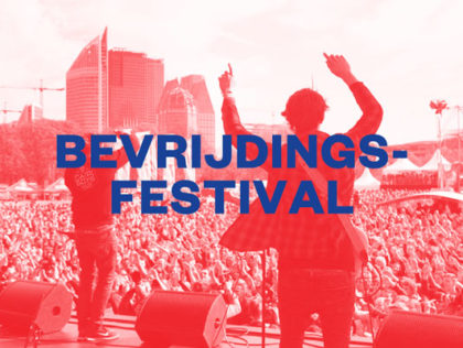 Bevrijdingsfestival Den Haag - Humanity House