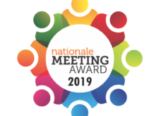 Nationale meeting award logo