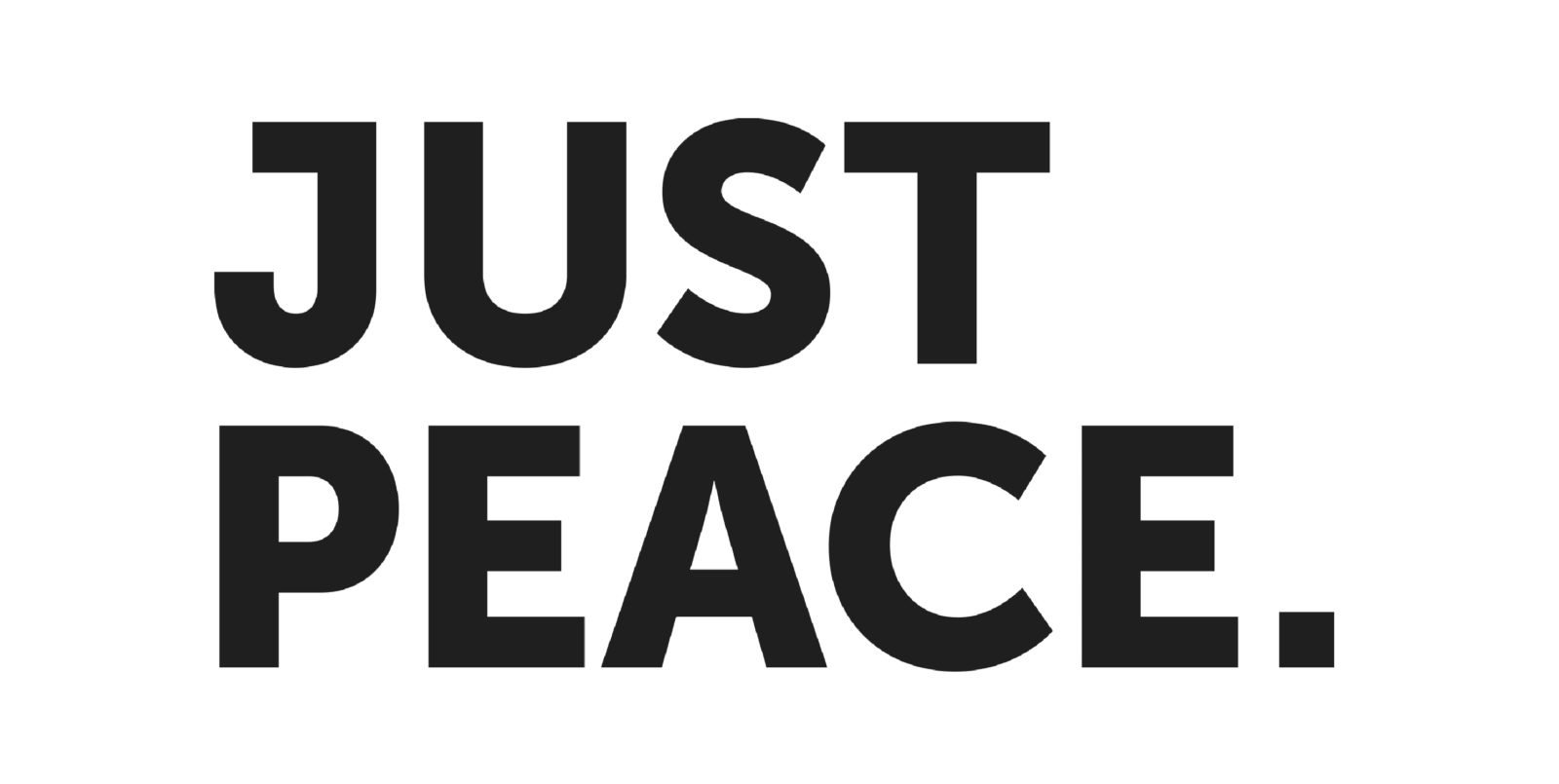 Just Peace logo - Humanity House