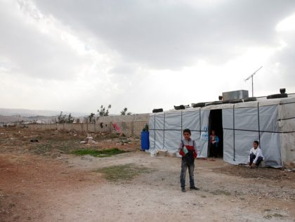 Lebanon refugee camp - Humanity House