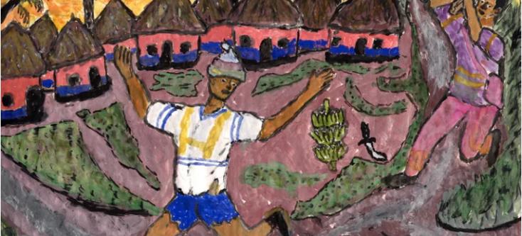 Hoe getraumatiseerde kinderen de wereld zien door hun tekeningen 3