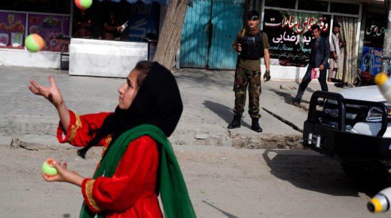 Inspiratielunch: Een circusschool in Kabul