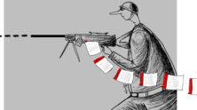 Opening tentoonstelling: Cartooning Syria