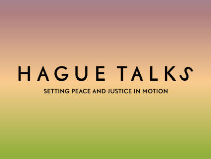HagueTalks: How can we make climate security a global effort? 1