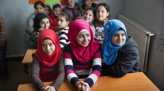 Terug naar de toekomst: onderwijs aan Syrische vluchtelingenkinderen 1