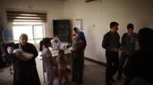 Kliniek in Irak (Cordaid)
