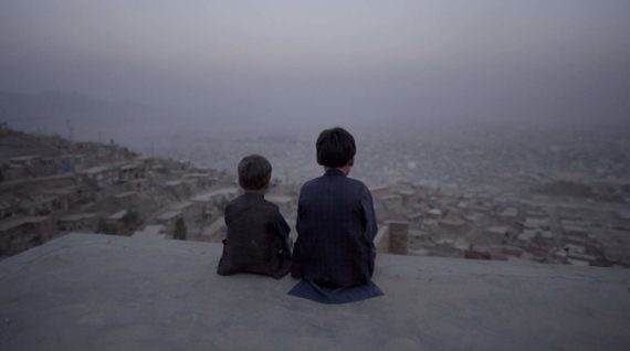 Kabul, City in the Wind